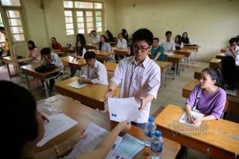 Lùi thời gian thi chọn học sinh giỏi quốc gia