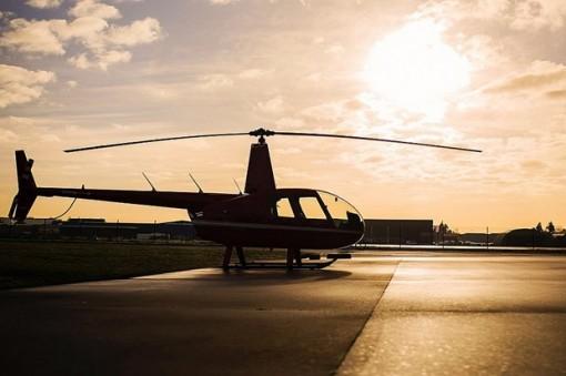 Nga: Rơi trực thăng khi đang bay huấn luyện, 3 người thiệt mạng