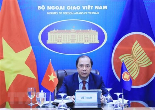 Các Ngoại trưởng ASEAN họp trù bị cho các Hội nghị cấp cao 38 và 39
