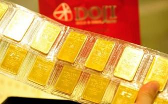 Giá vàng hôm nay 5-10: Rập rình tăng mạnh