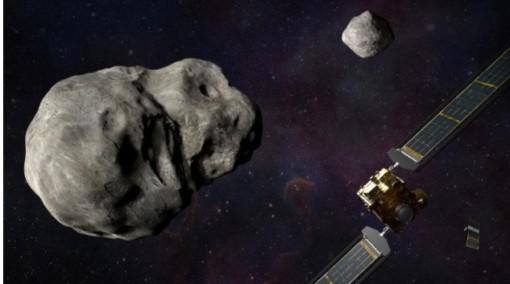 NASA thực hiện sứ mệnh đâm vào tiểu hành tinh nguy hiểm để bảo vệ Trái Đất