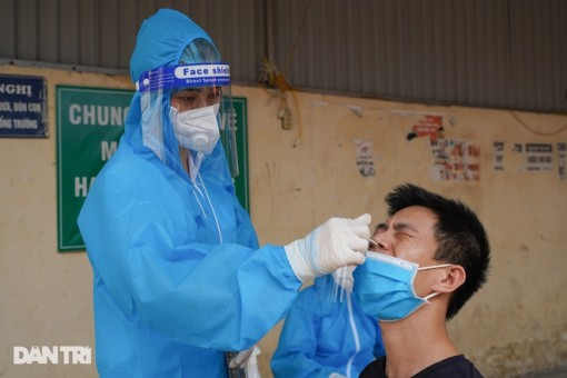 COVID-19 hôm nay: Ca mắc mới đi ngang, đạt 1,5 triệu mũi tiêm trong ngày