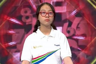 Nữ sinh đầu tiên giành vòng nguyệt quế Olympia năm thứ 22