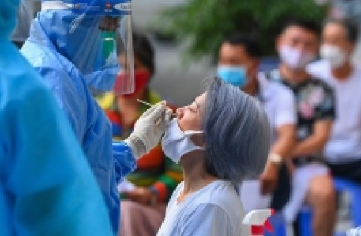 Việt Nam ghi nhận 3.528 ca mắc mới COVID-19, giảm gần 1.000 ca so với hôm qua