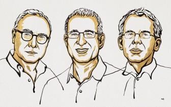 3 nhà kinh tế học người Mỹ đoạt giải Nobel Kinh tế 2021