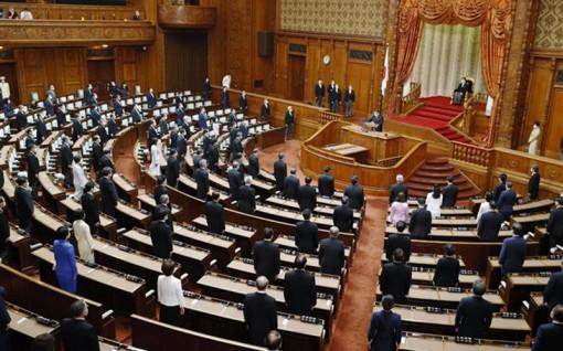 Tân Thủ tướng Nhật Bản lần đầu tham gia chất vấn tại Quốc hội
