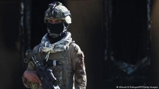 Lực lượng Iraq bắt giữ phó thủ lĩnh ISIS