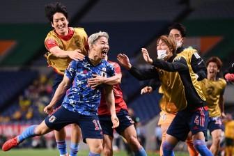 Nhật Bản giành chiến thắng quan trọng trước Australia