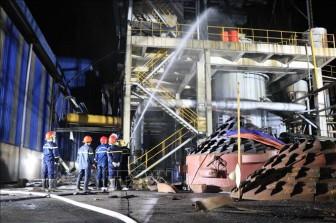 Nổ trạm khí than ở Bắc Ninh khiến 3 người tử vong