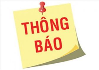 Ngân hàng TMCP Đầu tư và Phát triển Việt Nam – Chi nhánh An Giang thông báo bán đấu giá tài sản