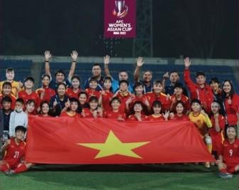 Bốc thăm xếp lịch thi đấu Asian Cup nữ 2022 diễn ra vào ngày 28-10