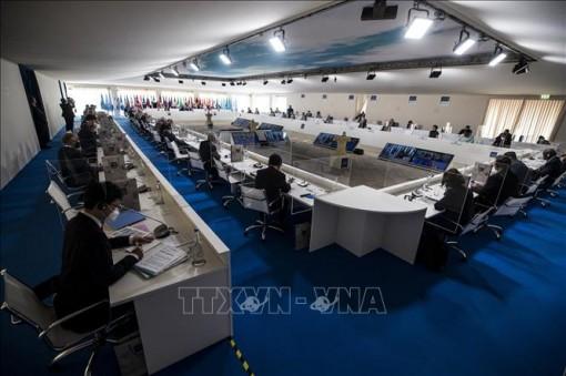 G20 thúc đẩy cải cách WTO toàn diện và minh bạch