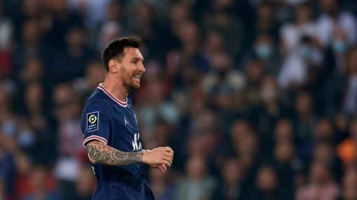 Messi tiếp tục vắng mặt trong đội hình PSG, fan thở dài