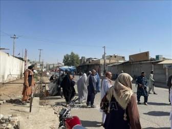 Thêm nhiều nạn nhân trong vụ nổ tại thánh đường Hồi giáo ở Afghanistan