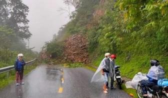 Hoàn lưu bão số 8 và mừa lớn gây nhiều thiệt hại tại Yên Bái