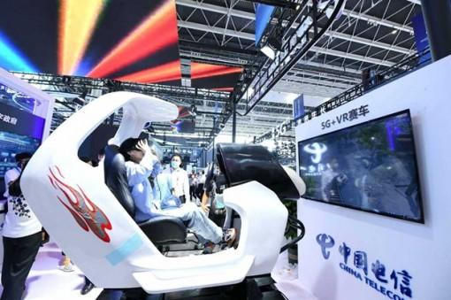 Hội nghị kinh tế số thế giới 2021 khai mạc tại Trung Quốc