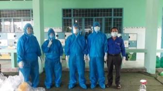 Thông báo khẩn tìm người liên quan đến địa điểm có ca dương tính COVID-19 tại xã An Thạnh Trung