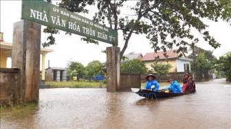 Thời tiết ngày 18-10: Không khí lạnh tăng cường tiếp tục gây mưa to ở Trung Bộ