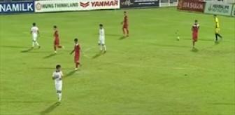 Giao hữu bóng đá: U23 Việt Nam thắng đậm U23 Kyrgyzstan