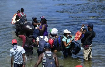 Chính phủ Mỹ dành thêm ngân sách tài trợ cho người di cư Trung Mỹ