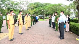Công an huyện An Phú nỗ lực đảm bảo an ninh trật tự