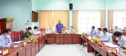 Châu Thành nỗ lực thực hiện nhiệm vụ chính trị