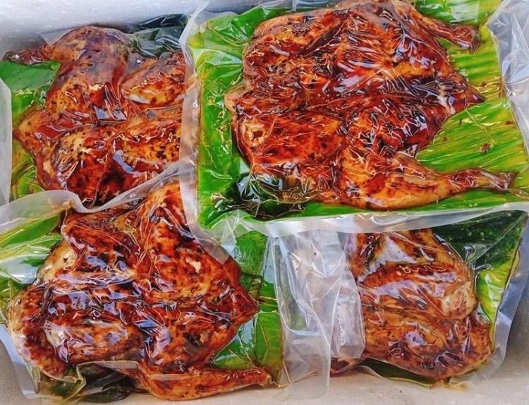 Đặc sản Tây Bắc, mỗi ngày đỏ lửa nướng 4.000 con chuyển về Hà Nội