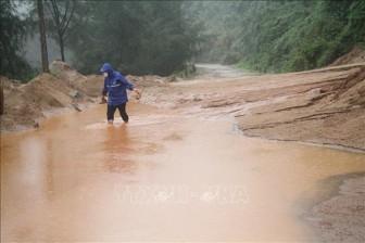 Thời tiết ngày 19-10: Phía Nam Nghệ An đến Quảng Trị có nơi mưa to