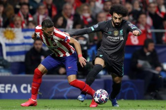 Atletico vs Liverpool: Khách lấn chủ