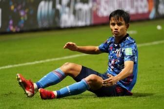 HLV Nhật Bản cân nhắc triệu tập cựu sao Real Madrid cho trận gặp tuyển Việt Nam