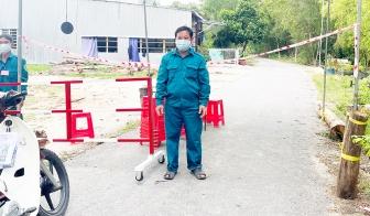 Tịnh Biên phong tỏa diện hẹp ấp Tân Hiệp, xã Tân Lợi để phòng, chống dịch COVID-19