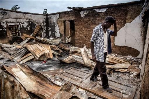 Tấn công bạo lực ở Nigeria, 43 người thiệt mạng