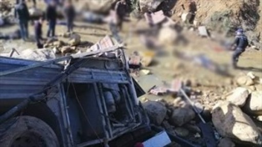 Tai nạn giao thông nghiêm trọng ở Ecuador
