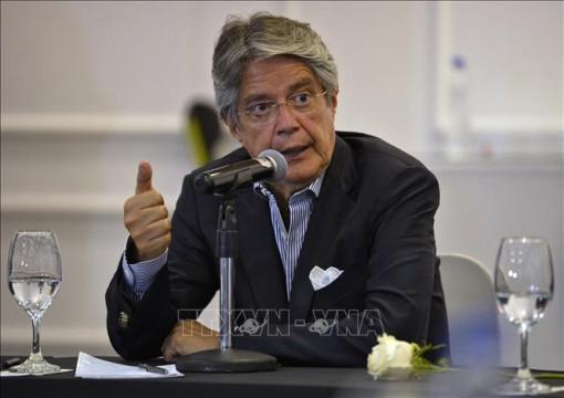 Ecuador ban bố tình trạng khẩn cấp, thay thế Bộ trưởng Quốc phòng để ứng phó với bạo lực gia tăng