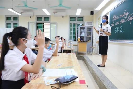 Học sinh thuộc địa bàn xác định dịch cấp độ 1, 2 được đến trường