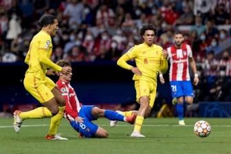 Salah tỏa sáng, Liverpool đánh bại Atletico Madrid