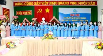 Chị Lê Bích Loan tái đắc cử Chủ tịch Hội Liên hiệp Phụ nữ huyện An Phú, nhiệm kỳ 2021-2026