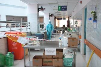 UBND tỉnh An Giang chỉ đạo giải pháp xử lý ổ dịch tại Bệnh viện Đa khoa Trung tâm An Giang