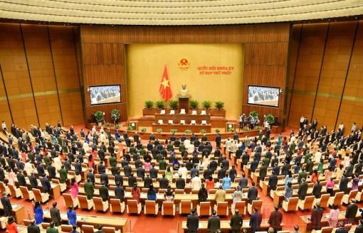Hôm nay 20-10, khai mạc kỳ họp thứ hai Quốc hội khóa XV