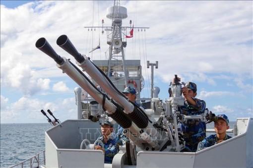 Bảo vệ vững chắc chủ quyền biển, đảo Tây Nam Tổ quốc