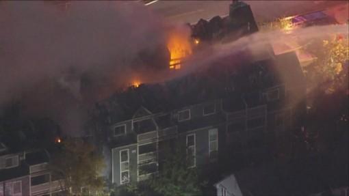 Mỹ: Hỏa hoạn thiêu rụi 83 căn chung cư cao cấp ở bang Colorado
