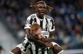 Đánh bại Zenit, Juventus toàn thắng lượt đi