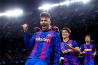 Đánh bại Dynamo Kiev, Barcelona giành điểm đầu tiên ở Champions League