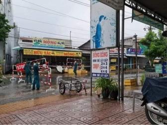 Thành lập Tổ công tác đặc biệt phòng, chống dịch COVID-19 trên địa bàn thị trấn Mỹ Luông