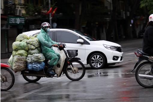 Thời tiết ngày 21-10: Không khí lạnh gây mưa ở Bắc Bộ, trời chuyển rét