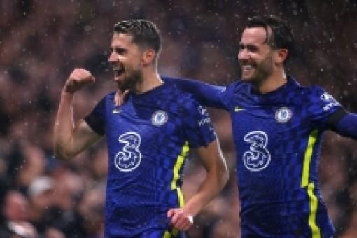 Jorginho ghi cú đúp phạt đền, Chelsea thắng đậm Malmo