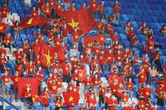 VFF chỉ bán vé trận tuyển Việt Nam ở vòng loại World Cup 2022 tại Mỹ Đình bằng hình thức trực tuyến