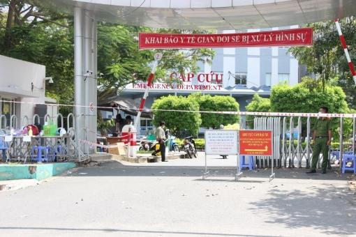 Khẩn trương xử lý ổ dịch tại Bệnh viện Đa khoa Trung tâm An Giang