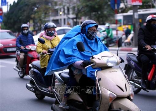 Thời tiết ngày 22-10: Bắc Bộ và Trung Bộ mưa to, trời rét, có nơi 16 độ C