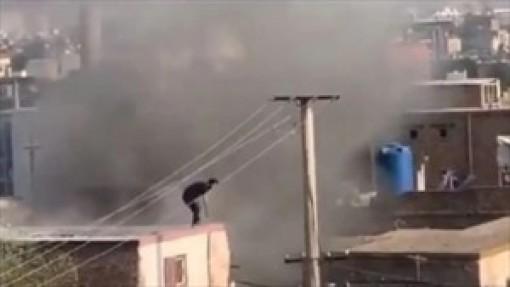Tình hình Afghanistan: Nổ lớn gây mất điện ở thủ đô Kabul